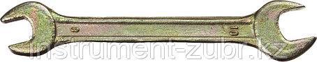 Рожковый гаечный ключ 8 x 10 мм, DEXX, фото 2