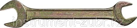 Рожковый гаечный ключ 17 x 19 мм, DEXX, фото 2