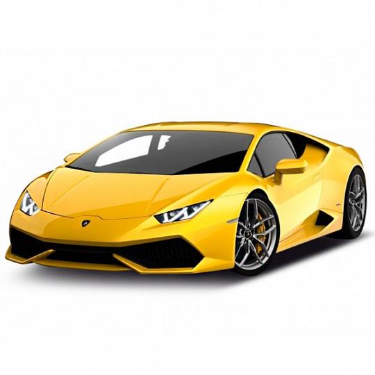 Welly 43694 Велли Модель машины 1:34-39 Lamborghini Huracan LP 610-4