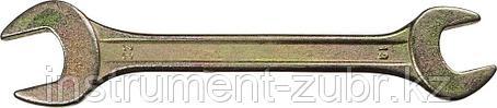 Рожковый гаечный ключ 19 x 22 мм, DEXX, фото 2