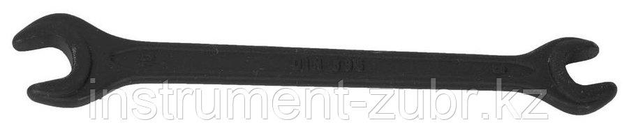 Рожковый гаечный ключ 19 x 22 мм, STAYER, фото 2