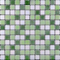 Стеклянная мозаика 317х317 мм