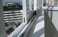 Раздвижные окна на балкон, фото 1