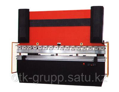 Листогиб гидравлический FOG 160/4000, YangLi (Китай)