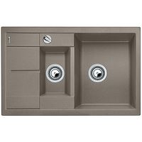 Кухонная мойка  Blanco Metra 6 S compact - серый беж.