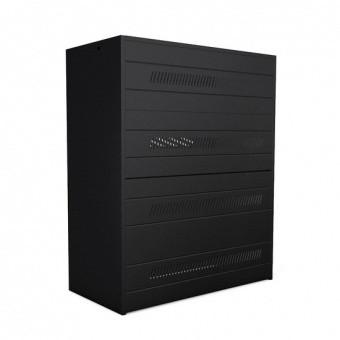 Шкаф для аккумуляторов, С-40, Габариты: 950*880*1190 мм., Вместимость: 65Ач/40шт., 100Ач/40шт., Комплектация: