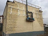 Крепления для солнечных панелей на фасад здания