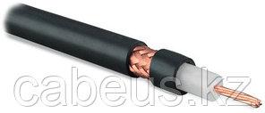 Hyperline COAX-RG213-500 (500 м) Кабель коаксиальный RG-213, 50 Ом, жила - 13 AWG (7x0.75мм), общий диаметр