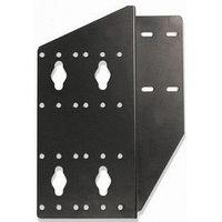 Siemon VP-PDU-002 Монтажный кронштейн для блока распределения питания PDU (2шт.), черный