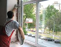Ремонт пластиковых окон и дверей