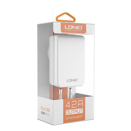 Зарядное устройство LDNIO DL-AC62, фото 2