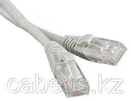 Hyperline PC-LPM-UTP-RJ45-REV-RJ45-C5e-5M-LSZH-GY Реверсивный Патч-корд U/UTP, Cat.5e, LSZH, 5 м, серый