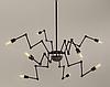 Люстра Spider