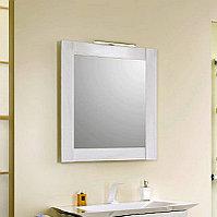 """Панель с зеркалом и светильником Aqwella """"Simphony"""" 70, цвет сосна беленая (Sim.02.07/SB)"""