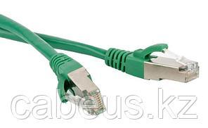 Hyperline PC-LPM-STP-RJ45-RJ45-C6-10M-GN Патч-корд F/UTP, экранированный, Cat.6, 10 м, зеленый