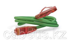 Hyperline PC-LPM-UTP-RJ45-RJ45-C5e-15M-GN Патч-корд U/UTP, Cat.5е, 15 м, зеленый