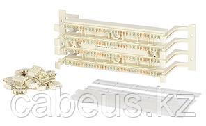 PANDUIT GPKBW144Y Настенный 144-парный кросс высокой плотности (36 портов) GP6, категория 6, в комплекте
