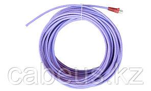 Siemon IC5-8T-15M-B03L Пигтейл UTP, категория 5e, одножильный, RJ45, T568A, LSOH, 15 м, фиолетовый, красные