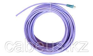 Siemon IC5-8T-10M-B06L Пигтейл UTP, категория 5e, одножильный, RJ45, T568A, LSOH, 10 м, фиолетовый, синие