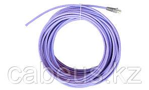 Siemon IC5-8T-10M-B04L Пигтейл UTP, категория 5e, одножильный, RJ45, T568A, LSOH, 10 м, фиолетовый, серые