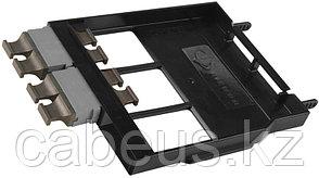 Siemon LS-MP4-01BGR Ligth Stack Панель с 4 MTP адаптерами (цвет серый), 48 волокон, черная