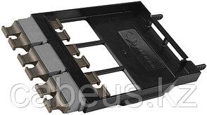 Siemon LS-MP6-01BGR Ligth Stack Панель с 6 MTP адаптерами (цвет серый), 72 волокна, черная