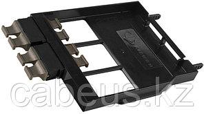 Siemon LS-MP4-01CBK Ligth Stack Панель с 4 MTP адаптерами (цвет черный), 48 волокон, черная
