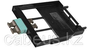 Siemon LS-MP2-01CAQ Ligth Stack Панель с 2 MTP адаптерами (цвет аква), 24 волокна, черная