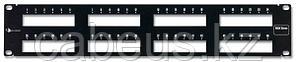 Siemon MX-PNL-48 Панель 2U в 19'' стойку на 48 модулей Max-серии, черная