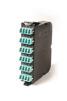 Siemon PP2-24-LCSM-01 Модуль оптический PLG&PLY ,24 порта LC, OS1/OS2 (SM) для шкафов RIC3, FCP3, SWIC3,