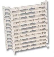 Siemon S110AB2-300FT 300-парная настенная кросс-панель на подставке, тип 110, с 4-парными соединительными