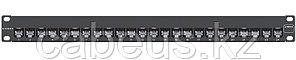 Siemon Z5S-PNL-24K Патч-панель экранированная ZMAX кат.5e, 24 порта, с модулями,1U, черная