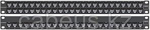 """Siemon Z-PNL-U48E Z-MAX Патч-панель 19"""", 48 портов, неэкранированная, 1U, черная, без модулей (в комплекте"""
