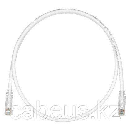 PANDUIT UTPSP20MY Патч-корд TX6 PLUS UTP, Cat.6, с модульными разъёмами TX6 на обоих концах, 20 м, белый