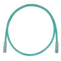 PANDUIT UTPSP20MGRY Патч-корд TX6 PLUS UTP, Cat.6, с модульными разъёмами TX6 на обоих концах, 20 м, зеленый