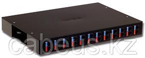 Siemon ZU-MX-24-0515 24-портовый стальной ящик для монтажа под фальшпол, для модулей MAX, Z-MAX® и