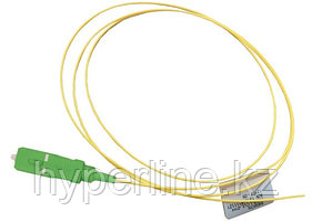 Siemon FP1B-SCUL-01H Пигтейл волоконно-оптический XGLO, SM (OS2), SC/UPC, simplex, LSOH (IEC 60332-3C), 1 м,