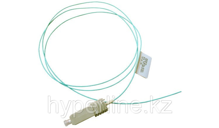 Siemon FP1B-SC5L-02AH Пигтейл волоконно-оптический XGLO, MM 50/125 (OM3), SC, 0.9 мм, simplex, LSOH3C, 2 м,