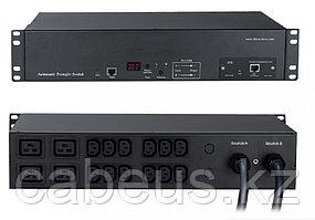 """Hyperline ATS-SNMP Модуль к блоку розеток ATS-R-128H0812 с возможностью """"горячей"""" замены, с поддержкой"""
