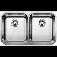 Кухонная мойка  под столешницу Blanco Supra 340/340-U