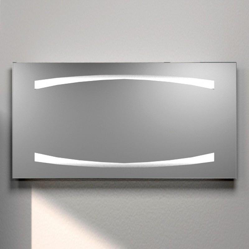 Зеркало Aqwella Ancona 100 с подсветкой (An.02.10)