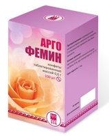 Аргофемин - при гинекологических заболеваниях