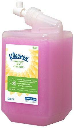 Kleenex Everyday Use Жидкое мыло для рук для ежедневного использования 1л., фото 2