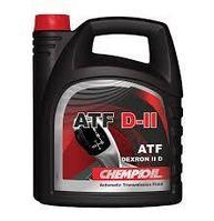 Трансмиссионное масло CHEMPIOIL ATF DII 4 литра