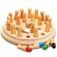 Детские шахматы для тренировки памяти
