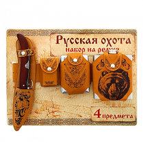 """Набор на ремне """"Медведь"""" (4 предмета), фото 2"""