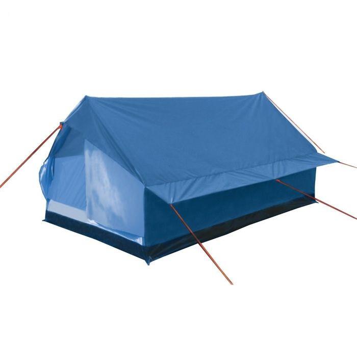 """Палатка серия """"Basic line"""" Tramp, синяя, 2-местная"""