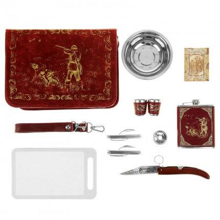 """Набор в сумке """"Охотник"""" на 2 персоны (13 предметов), фото 2"""