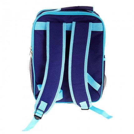 Рюкзак-холодильник с набором для пикника Premium 11, на 4 персоны, фото 2
