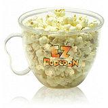 Устройство для приготовления попкорна в микроволновке EZ Popcorn, фото 3